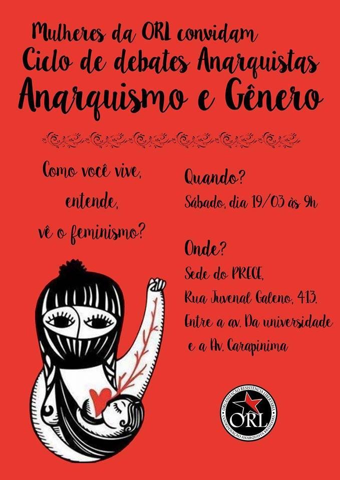 anarquismo e genero